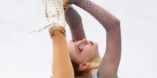 Историческо постижение за България на европейското по фигурно пързаляне при жените