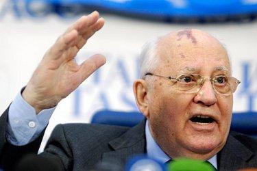 Горбачов: Няма да има победители в ядрената надпревара
