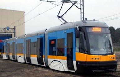 Нови трамваи ще се движат по линия 5 в края на годината