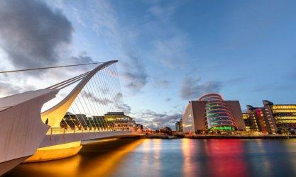 Благодарение на Брекзит Дъблин се превръща във финансова столица