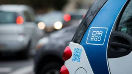 Даймлер и Бе Ем Ве инвестират милиард евро в сектора на споделените автомобили