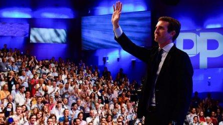 Проучване: Десните в Испания на косъм от мнозинство в парламента