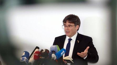 Бившият каталунски премиер Пучдемон ще се кандидатира за евродепутат