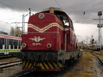 БДЖ планират 65 млн. лв. за ремонт на локомотиви тази година