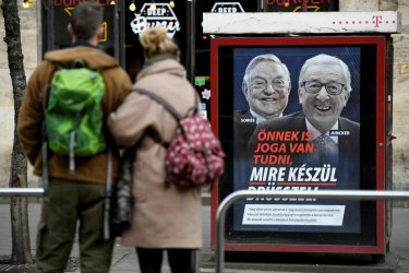 Унгария ще прекрати кампанията срещу Юнкер след 2 седмици