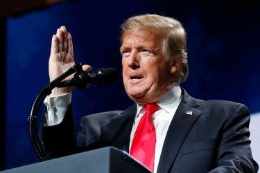 Тръмп ще наложи вето на резолюцията за границата, ако тя бъде приета