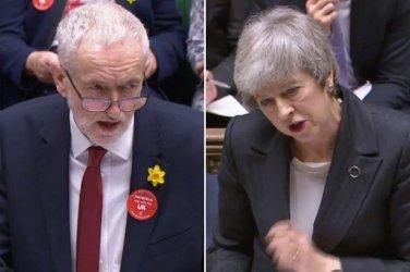 Мей ухажва лейбъристите с предложения за работническите права