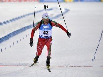 За първи път българин стана световен вицешампион в биатлона