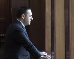 Караниколов обори обвинение по делото срещу Дянков, Трайков и Прокопиев