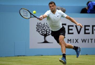 Григор Димитров изпадна от топ 30 на световния тенис