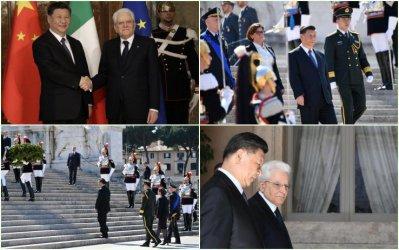"""Италия първа в Г-7 се присъединява към инициативата """"Един пояс, един път"""" на Пекин"""