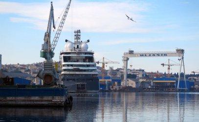 Арести в Хърватия във връзка с най-голямата корабостроителница