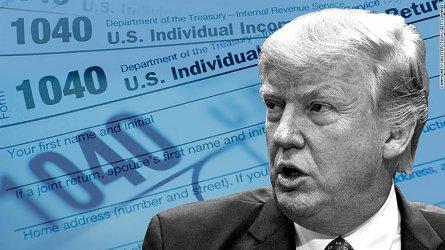 Демократите се захванаха с данъчните декларация на Тръмп