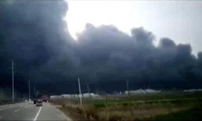 Загиналите при взрива в китайския химически завод са вече 47, ранените са 640