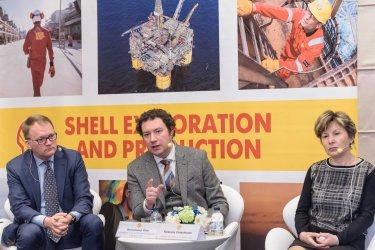 """""""Шел"""" започва да сондира за нефт и газ в морето край Бургас"""