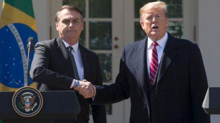 Тръмп: Разглеждаме сериозно възможността Бразилия да стане член на НАТО
