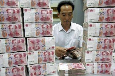 Китайските валутни резерви са нараснали до 3.099 трилиона долара през март