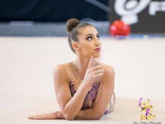 Катрин Тасева със злато и бронз на Гран При в Украйна