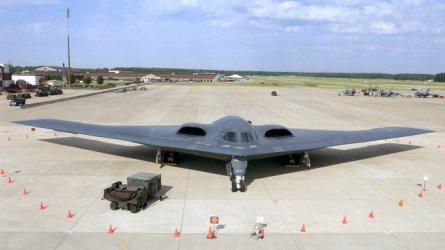 САЩ са изпратили в Европа шест ядрени бомбардировачи
