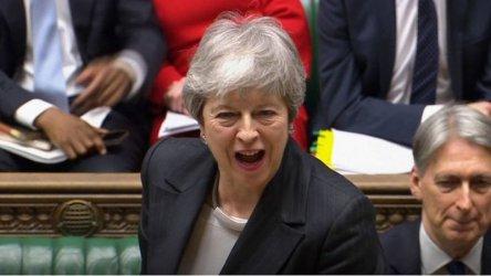 Брекзит в хаос: Тереза Мей поиска отлагане само до 30 юни