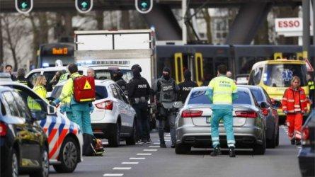 Задържан е още един заподозрян за нападението в Утрехт
