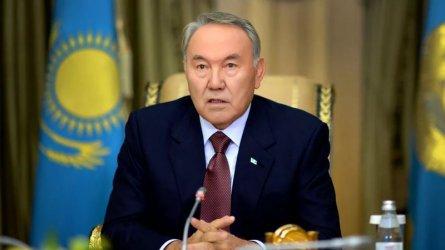 Президентът на Казахстан Нурсултан Назарбаев обяви, че подава оставка