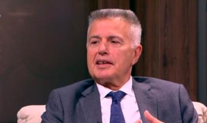Красимир Дачев: На никого не искам да му минава през ума, че може да ме рекетира