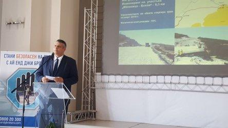 """До края на април тръгва строежа на """"Хемус"""" до разклона за Плевен/Ловеч"""