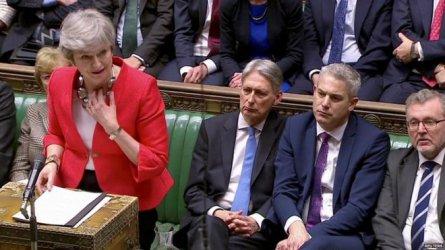Британските депутати поемат контрола върху Брекзит