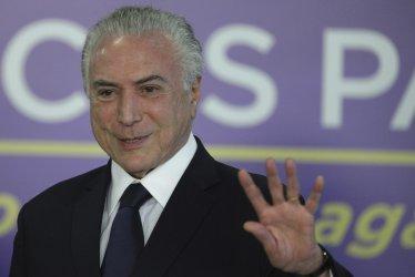 Бившият президент на Бразилия Мишел Темер е арестуван за корупция