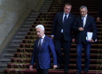 """ВМРО, НФСБ и """"Атака"""" се разделят за евроизборите"""