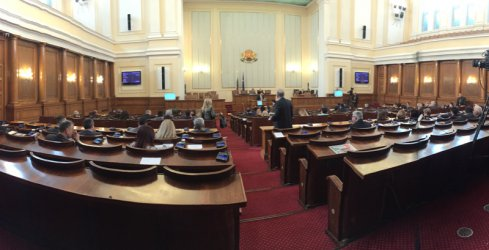 Митко Полихронов зае мястото на Делян Добрев в парламента