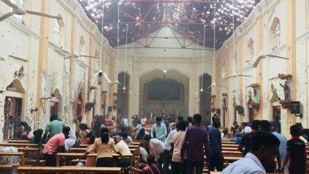 Над 200 души загинаха при серия атентати в Шри Ланка на Великден