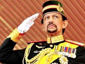 Султанът на Бруней обеща да не прилага смъртно наказание, предвидено според шериата