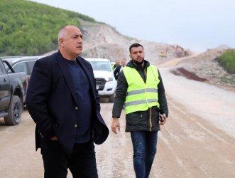 """Бойко Борисов: Магистрала """"Хемус"""" ще вдигне БВП на страната с 10 – 20%"""