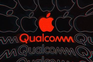 """""""Епъл"""" ще плати 4.7 млрд. долара на """"Куалком"""" по патентен спор"""