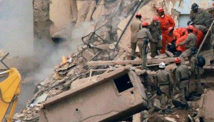 Най-малко петима души загинаха при срутване на сграда в Рио де Жанейро