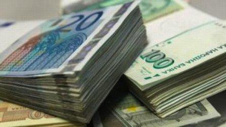 В края на април е отчетен рекорден бюджетен излишък от 2.6 млрд. лв.
