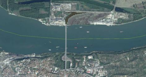 Изненадващо: Борисов обяви първа копка на Дунав мост ІІІ при Свищов