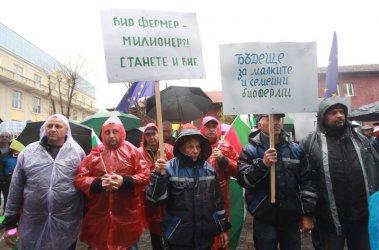 Биофермерите стягат нов протест, искат оставката на Порожанов