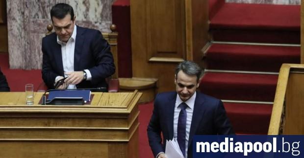 Гръцкият парламент гласува снощи с голямо мнозинство да започне кампания