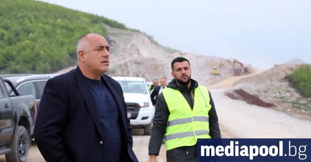 Снимка: Според Борисов с построяването на магистрала Хемус БВП ще се повиши с 10-20%