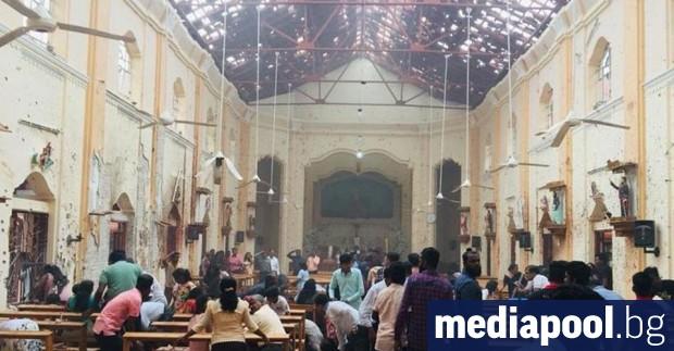 Снимка: Десетки жертви при атентати в Шри Ланка на Великден
