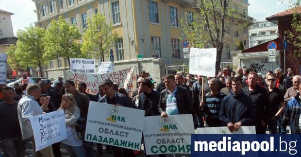Край на протестите на фермерите от секторите биопроизводство, плодове и