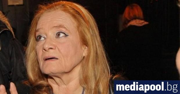 Отиде си актрисата Виолета Гиндева. Тя почина на 72 години