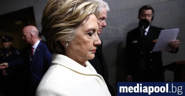 Бившата кандидатка на Демократическата партия за президент на САЩ Хилари