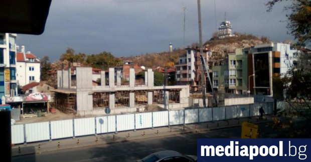 Снимка: Архитекти: В Пловдив общината строи тайно и секретно, като база на НАСА