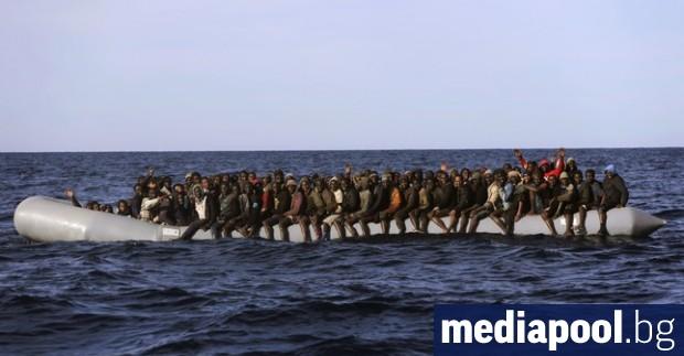 Либия отдавна е център за трафик на хора, опитващи се