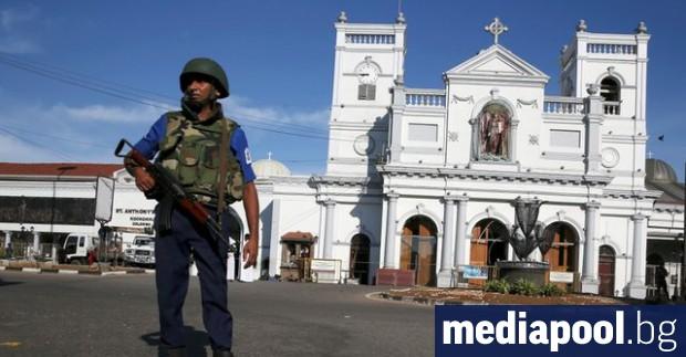Снимка: Шри Ланка е в извънредно положение след атентатите