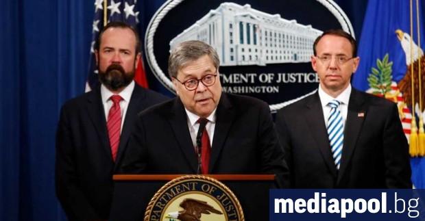 Разследването на американския специален прокурор Робърт Мълър не е установило